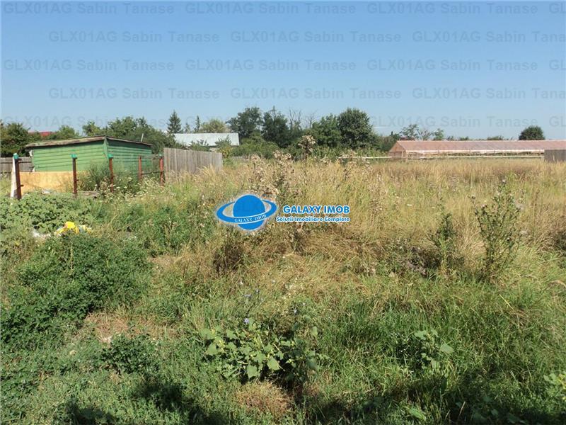 De vanzare parcele de teren in Geamana_Bradu (minim 400mp)