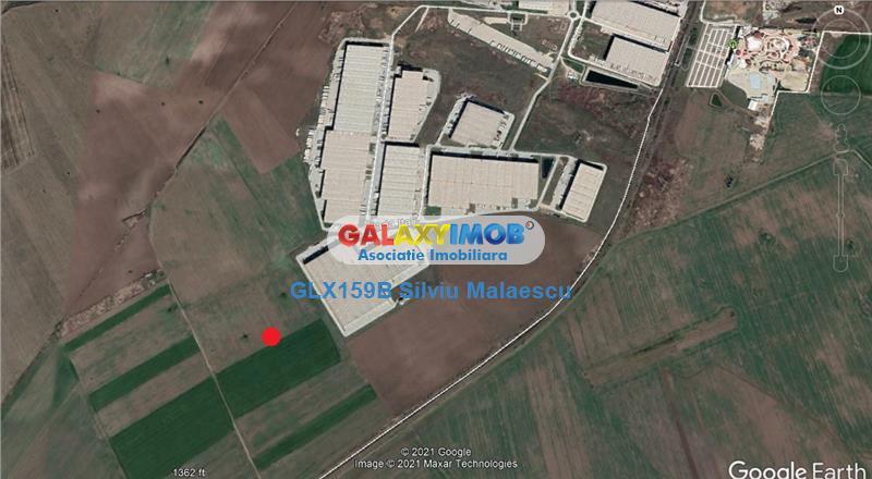 Domnesti 13.853 Mp - Europolis Logistics Park