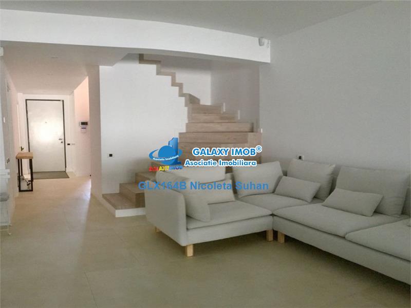 Duplex 4 camere, 190 mp+130 mp Gradina Zona Baneasa-Sisesti