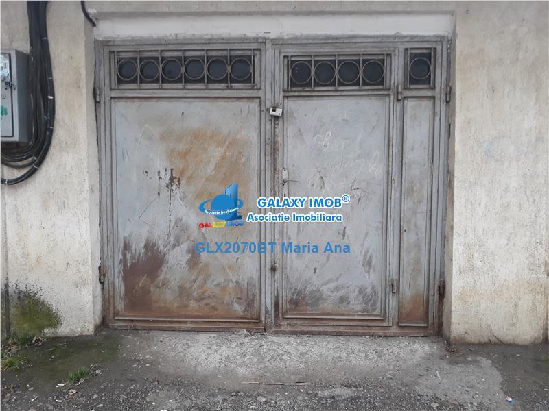 Garaj, zona Stefan Luchian