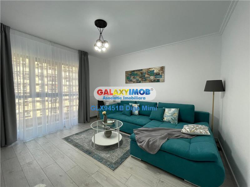 Garsoniera Lux decomandata de vanzare complex Exigent Plaza Residence