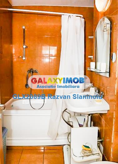 Apart 2 camere mobilat utilat renovat DOROBANTI centrala proprie !!!