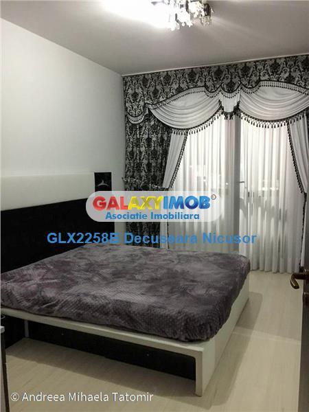 Apartament 3 camere, Complet Mobilat, Utilat, Totul Nou, Lux