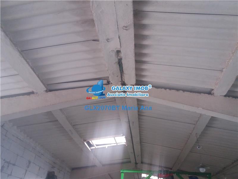 Hala Industriala 360 mp.+ locuinta !!!