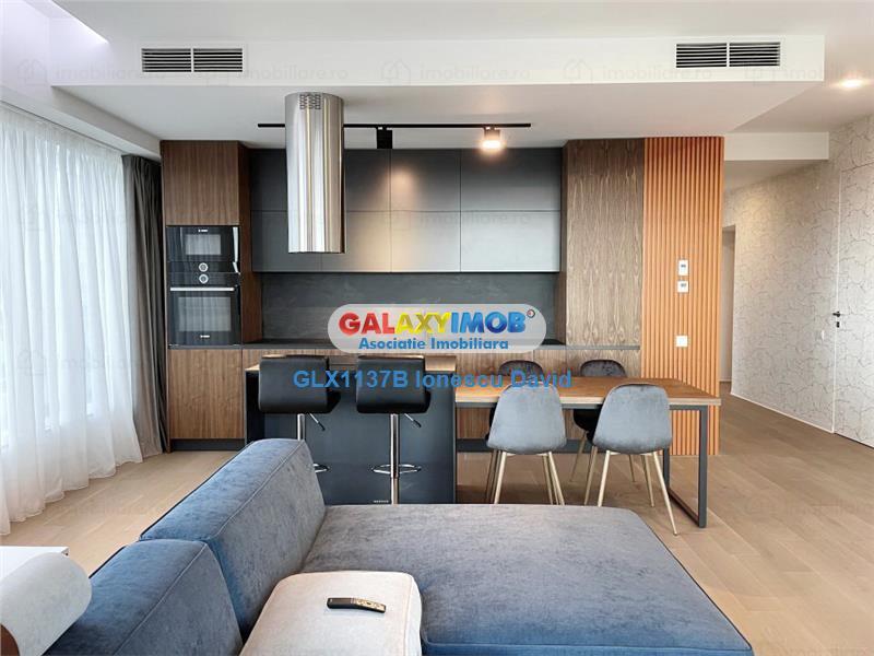 Luxury all new designer apartment One Eliade   Panoramic lake view