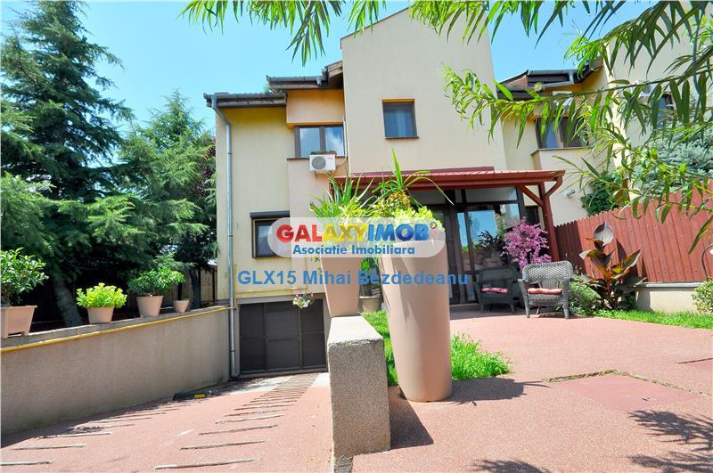 Vanzare vila 5 camere in zona Piata Presei Libere - Expozitiei