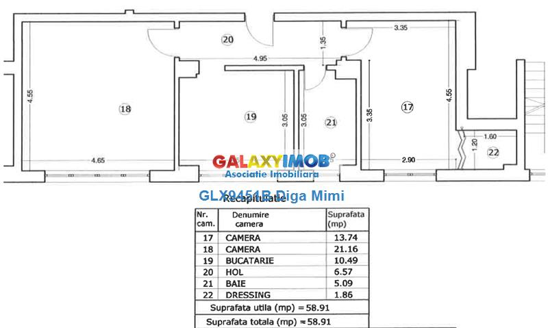 Apartament 2 camere de inchiriat Vitan zona BMW Auto Cobalcescu