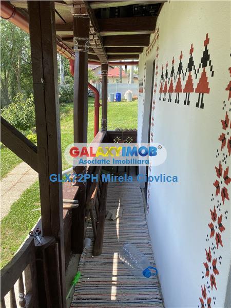 Vanzare casa din povesti din Baicoi Prahova