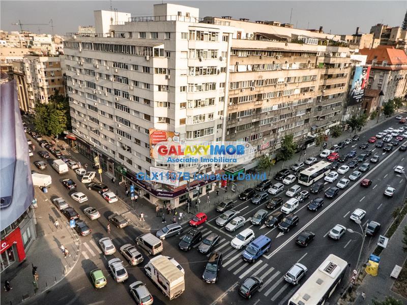 Spatiu comercial stradal bulevardul Magheru   Comision 0