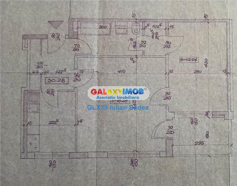 Apartament 2 camere 8/10 Camil Ressu  Metrou Dristor  Park lake