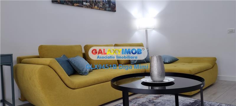 Garsoniera Lux de vanzare complex Exigent Plaza Residence