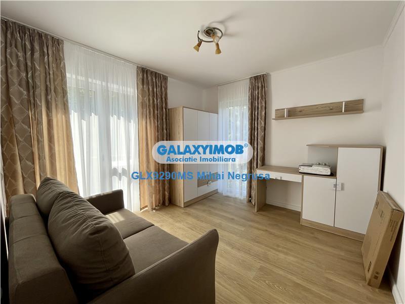 Inchiriere apartament cu 3 camere, amenajat modern, bloc nou, central