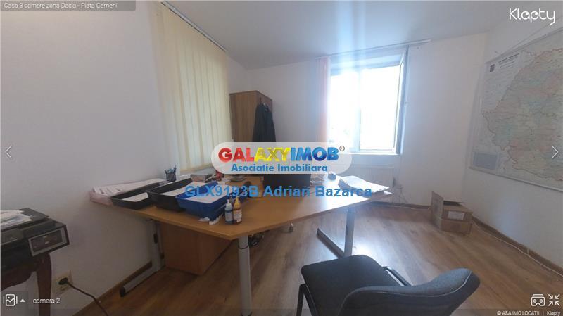 Casa 3 camere zona Dacia - Piata Gemeni