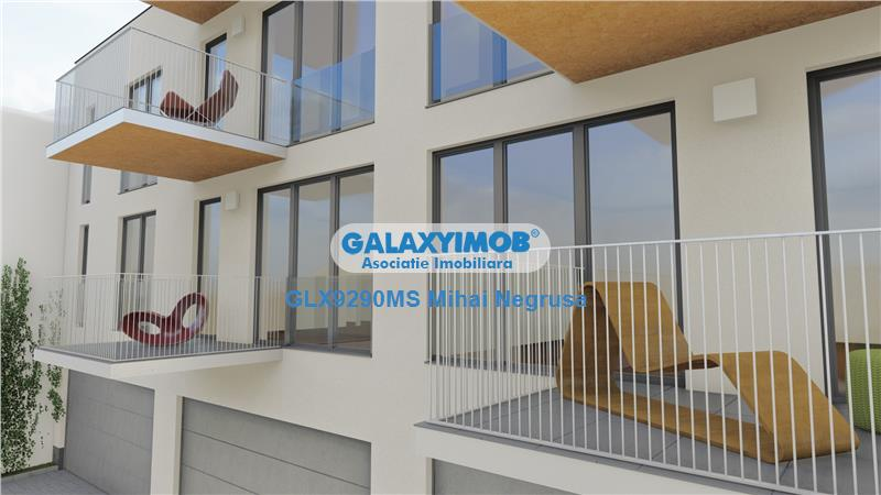 Vanzare apartamente cu o camera, bloc nou, situate in zona centrala