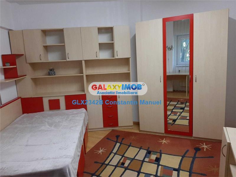 Apartament cu 4 camere, strada Fiscului, la 100 m de Herastrau
