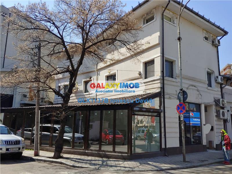 Spatiu comercial pretabil restaurant, terasa, zona bdul Dacia