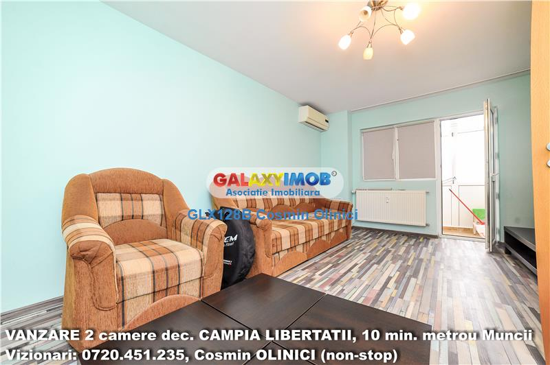 VANZARE 2 camere dec. CAMPIA LIBERTATII - Taxe si Impozite Sector 3