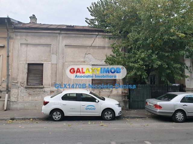 Teren cu casa demolabila Mitropolit Filaret.Zona Mitropoliei.