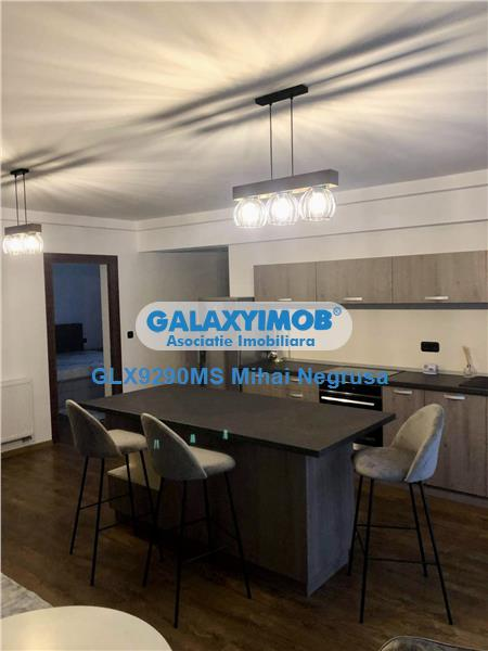 Inchiriere apartament cu 2 camere aflat in bloc nou, zona centrala