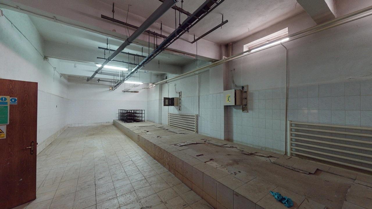Cladire comerciala, Bucuresti, Margeanului