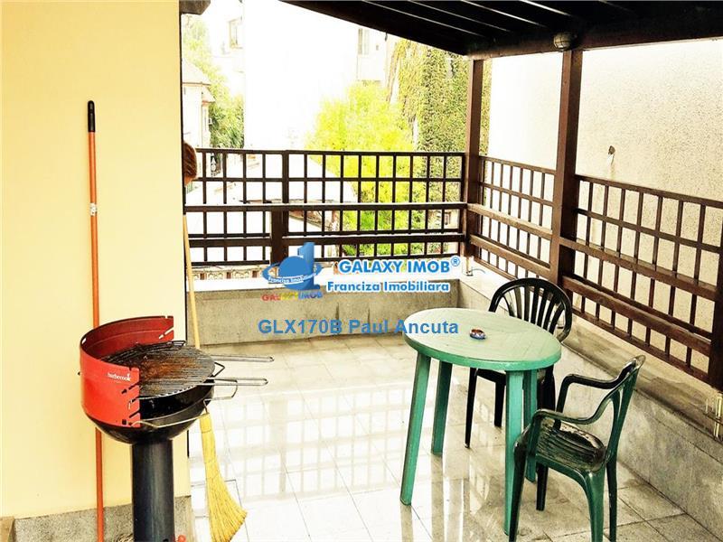 Vanzare vila  Dorobanti, tip townhouse, moderna, la pret de apartament