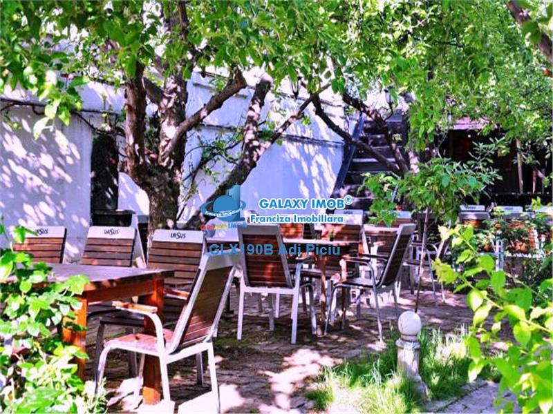 Inchiriere casa deosebita pentru restaurant zona Dacia-Mihai Eminescu