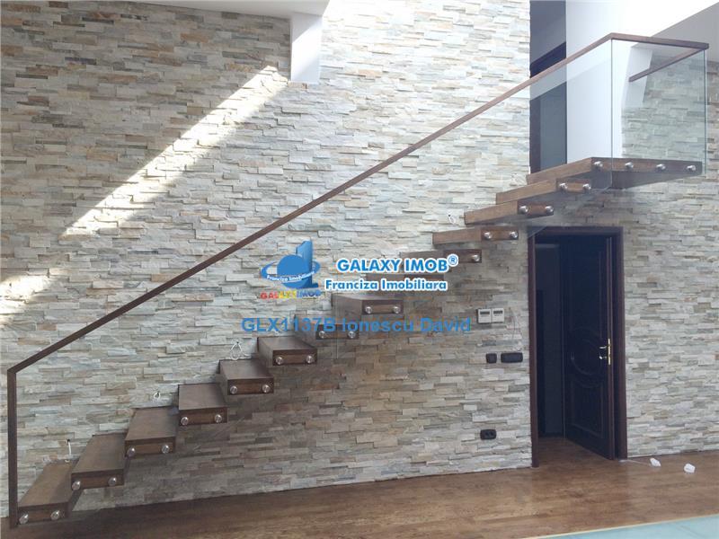 Inchiriere vila renovata lux, garaj, ultracentral Universitatii