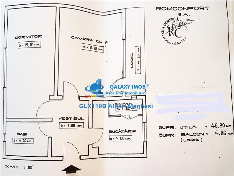 Vanzare Apartament 2 Camere Baba Novac-Ion Tuculescu