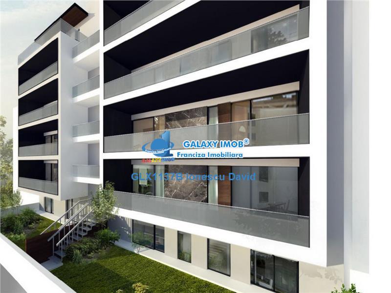 Apartament lux nou, parcul Kiseleff, 2 parcari incluse, vedere optima