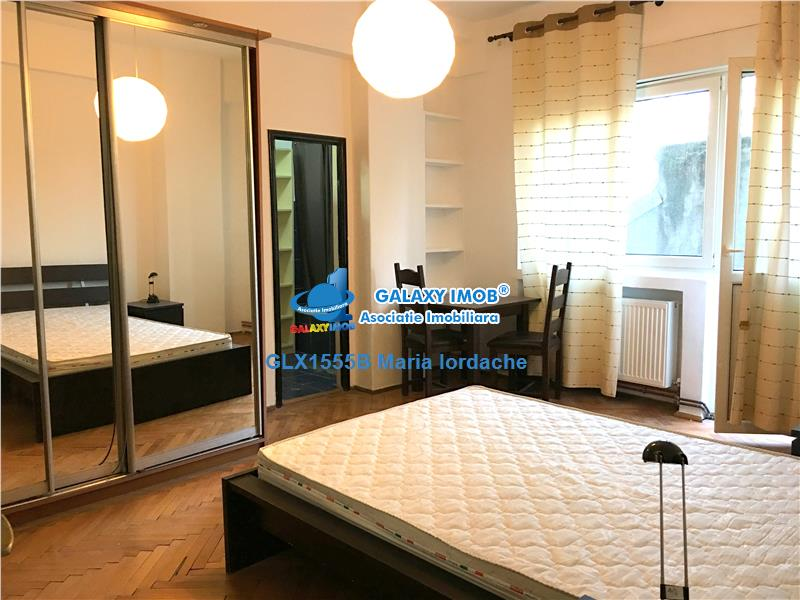 Inchiriere Apartament spatios 65 mp BALCON Calea VICTORIEI