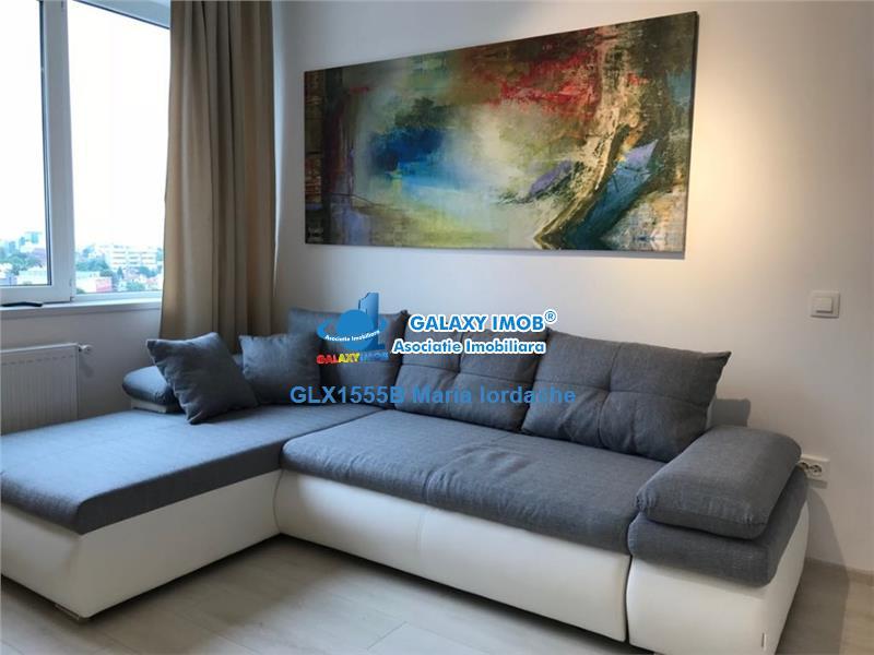 Inchiriere Apartament LUX 2 Camere MINIMALIST Piata ROMANA