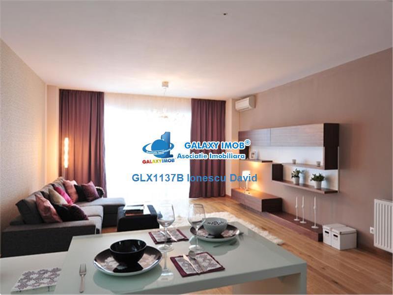 Apartament ideal investie, 80 mp utili, 2 bai, 3 min metrou M2