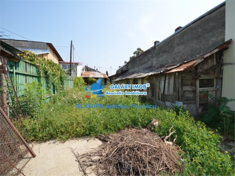 Vanzare teren cu casa demolabila, in Ploiesti, zona centrala.