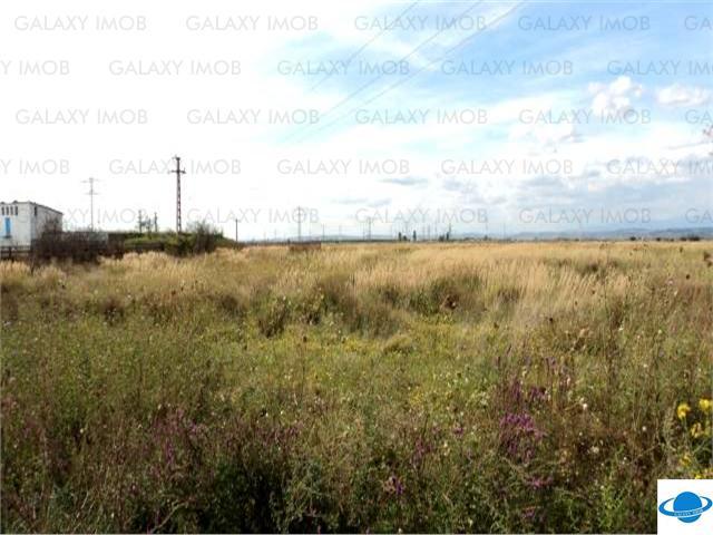 Vanzare teren industrial, Targoviste, exterior sud