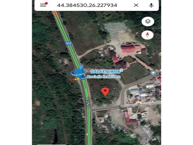 Inchiriere 2 Hale Industriale, SU 200mp/corp, DN Centura, zona Glina