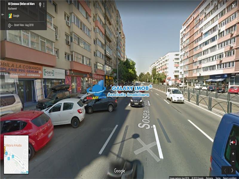 Inchiriere spatiu comercial stradal Stefan cel Mare Lizeanu