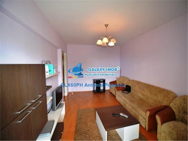 Apartament 3 camere, 2 gr. sanitare, mobilat, Republicii, Ploiesti
