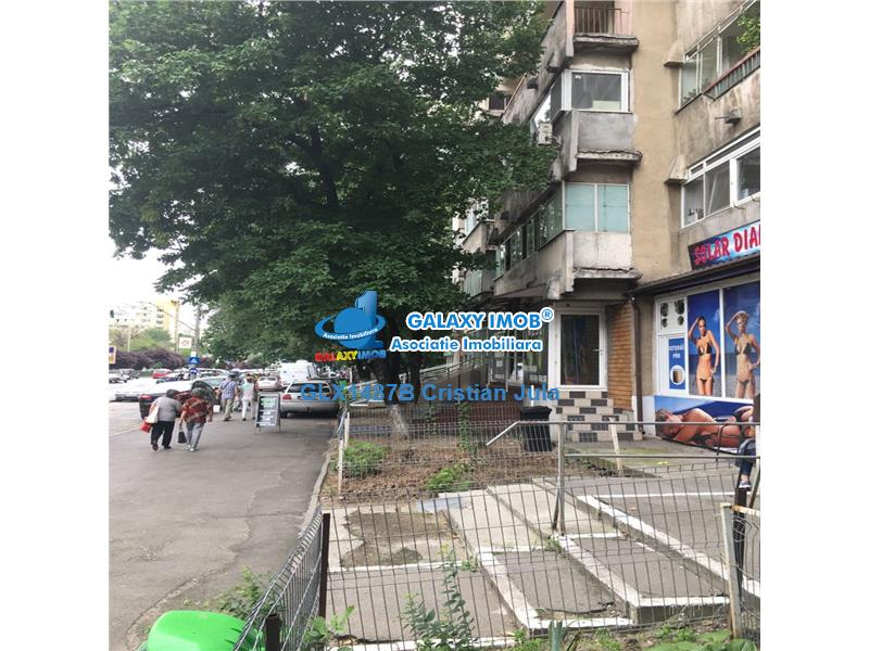 Spatiu comercial  stradal Piata Gorjului
