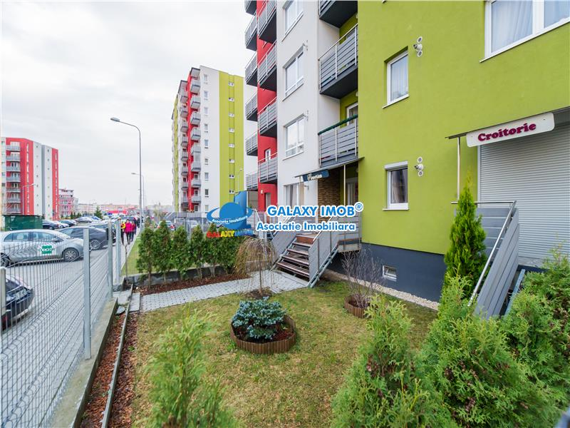 Apartament 3 camere LUX cu gradina