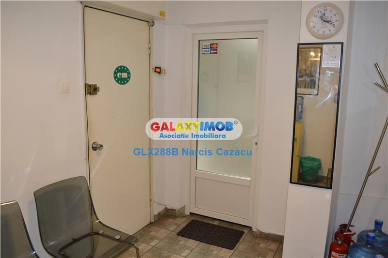 Mosilor vanzare spatiu cabinet medical 2 camere , parter 51 mp