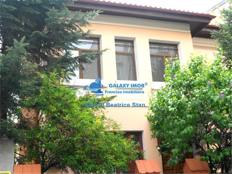 Vila reprezentativa pentru birouri STEFAN CEL MARE / POLONA