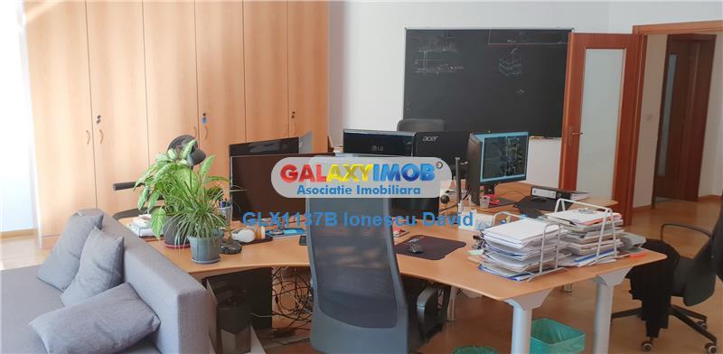 Apartamente spatiu birouri 6 camere, Herastrau Nordului