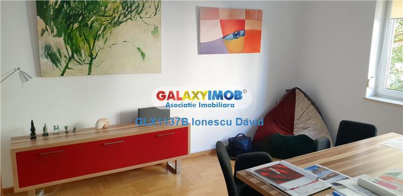 Apartamente spatiu birouri Herastrau Nordului, mobilat si utilat