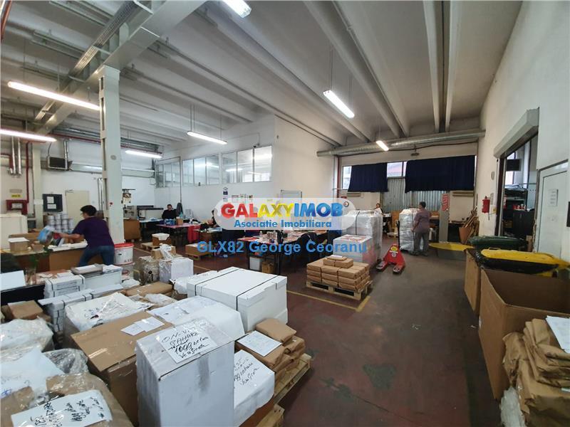 Inchiriere hala ideal depozit, service, productie, Prelungirea Ghencea