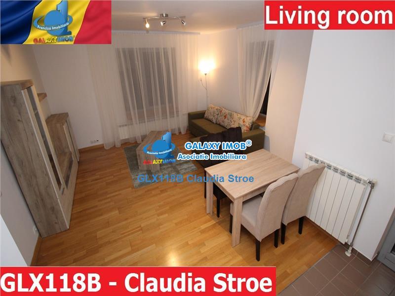 Tur Virtual ASMITA GARDENS inchiriere apartament 2 camere loc parcare