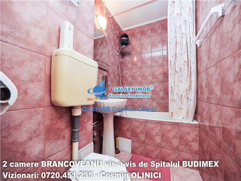VANZARE 2 camere BRANCOVEANU vav spitalul Budimex