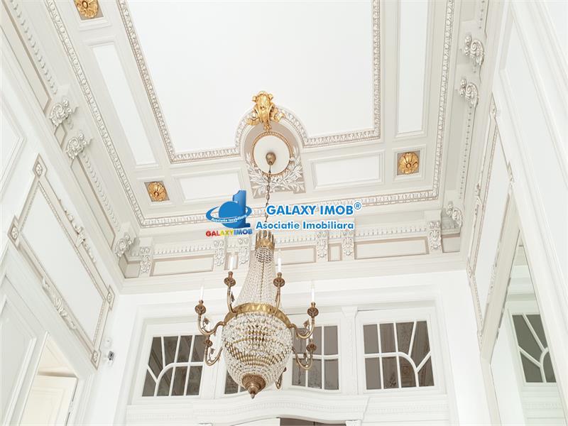 Spatiu reprezentativ sediu birouri vila ultracentrala Romana Victoriei
