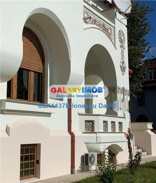 Vila de inchiriat Kiseleff, pretabila ambasada sediu reprezentativ
