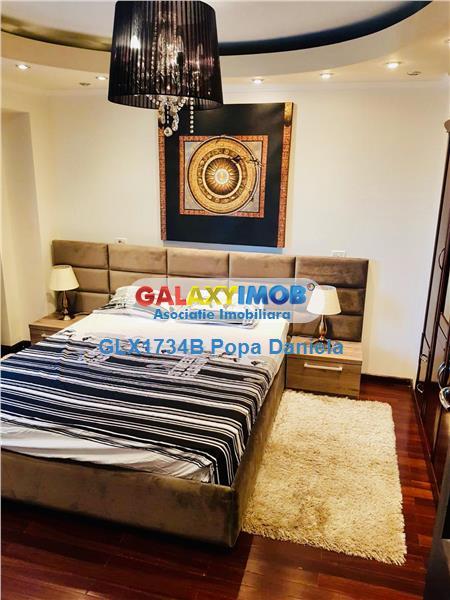 Inchiriere 2 camere, decomandat, amenajari de lux, Bdul Unirii