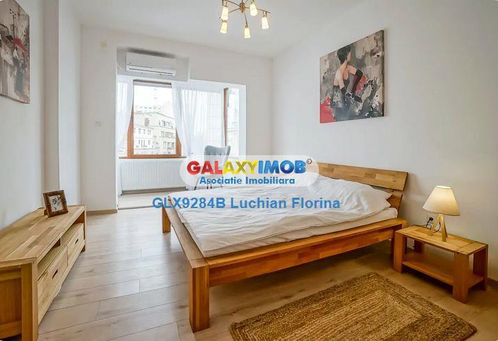 Apartament 2 camere - Lux - Cismigiu  - centrala proprie